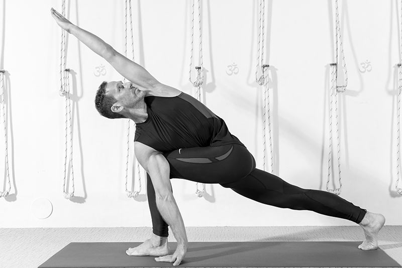 Further Development in the Iyengar Yoga System