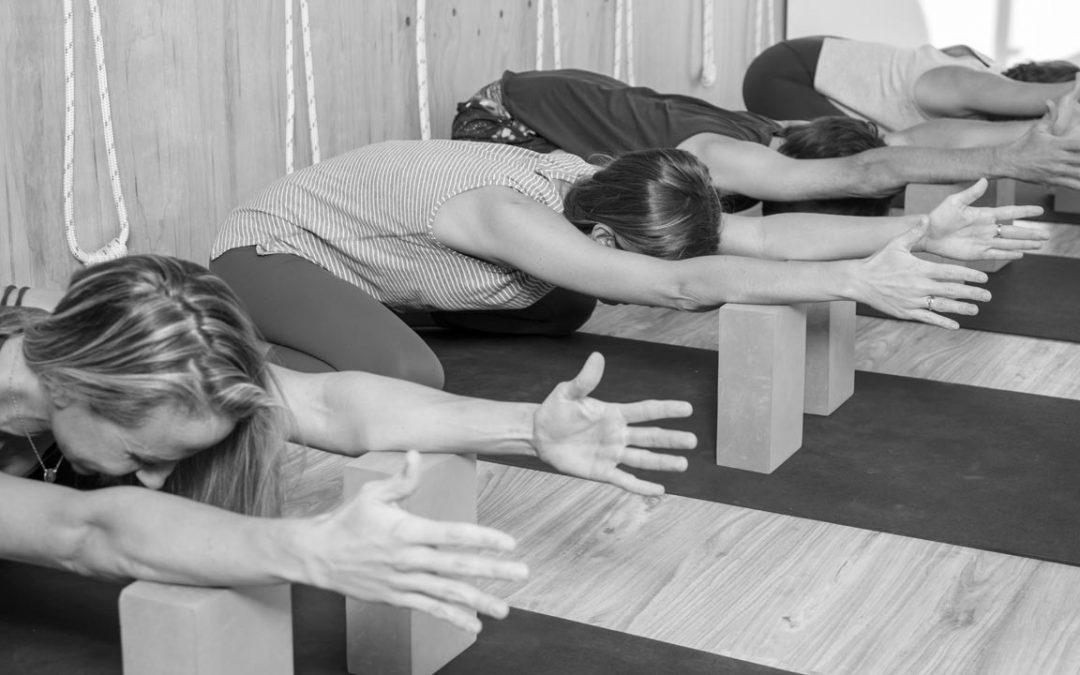 Womens Wellbeing Yoga