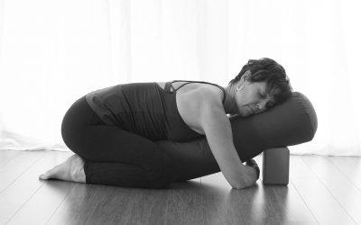 Women's Wellbeing Restorative Yoga
